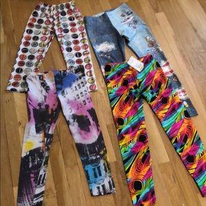 Other - brand name leggings/capris